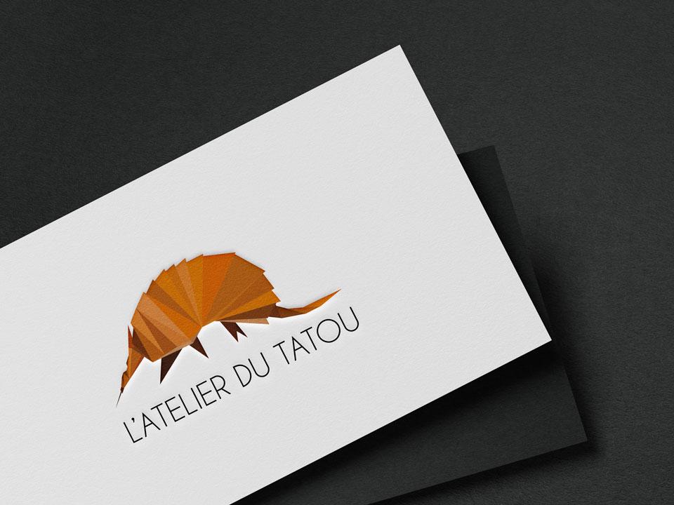 Logo Atelier du Tatou