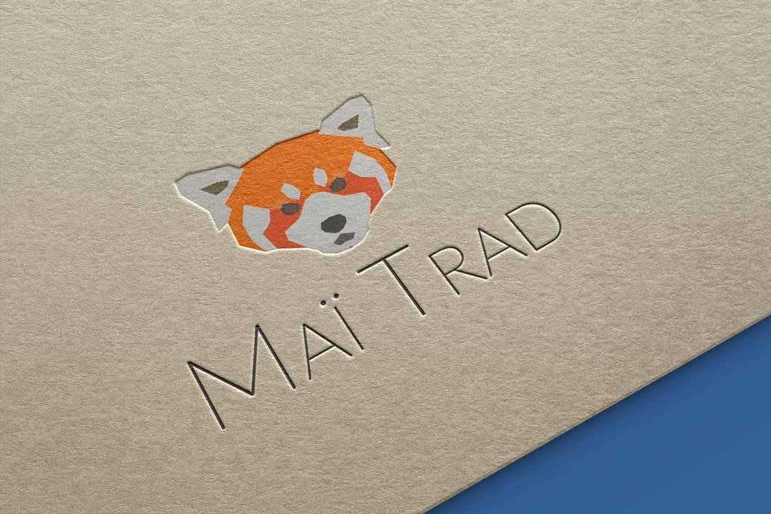 Logo Maï Trad