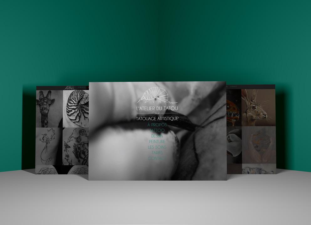 Site Atelier du Tatou